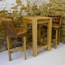 Oak Bar Table Oak Bar Table From Curiosity Interiors Dining Table Furniture