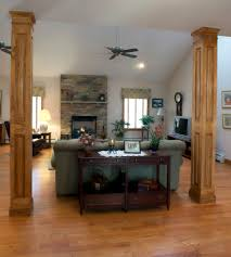 interior columns interior design interior columns with grey