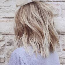 mid length blonde hairstyles medium hairstyles 61 fun styles to make medium hair fun again