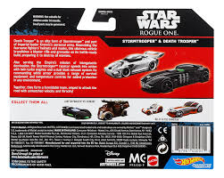 new rogue one wheels character car 2 pack available on amazon com