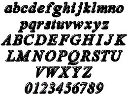 pape ornamental typefaces a novelty typeface