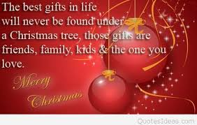 blessings merry wish quote