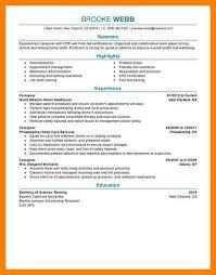 Caregiver Resume Samples by 3 Caregiver Resume Childcare Resume