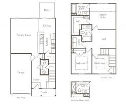 family floor plans floor plans for families of every type