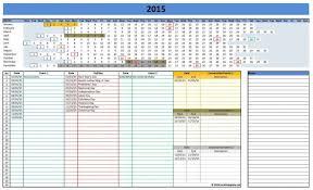microsoft powerpoint calendar template 2015 2015 calendar