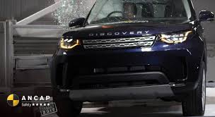 military land rover discovery 2018 land rover discovery scores 5 star ancap rating loaded 4x4