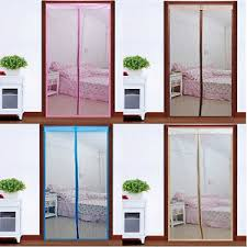 Magic Mesh Curtain Diy Home Magic Mesh Screen Door Magnetic Curtain Against Mosquito