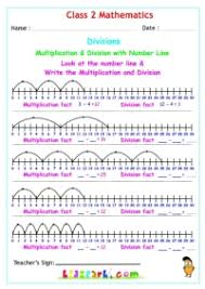 class 2 maths printable downloadable worksheets