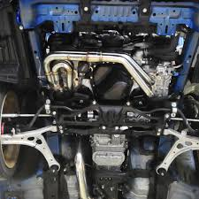 subaru gvb mxp unequal length exhaust manifold subaru wrx and wrx sti