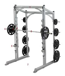 Weight Bench With Bar - tampa bay florida commercial fitness equipment fitness center