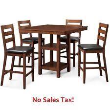 solid wood kitchen furniture solid wood dining set ebay
