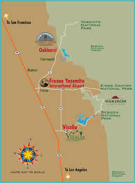 Map Of Yosemite Yosemite U2014 Mml