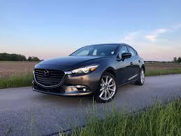 mazda hatchback 2017 mazda 3 hatchback review