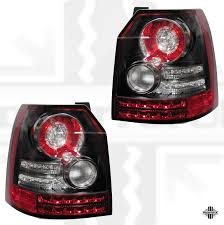 discovery 2 rear light conversion sport style led rear lights for land rover freelander 2 ls back