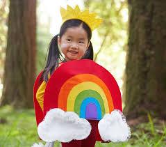Halloween Costumes Pottery Barn Rainbow Costume Pottery Barn Kids