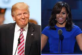 Donald Trump Family Pictures by Donald Trump Thinks Michelle Obama U0027s Dnc Speech Was Great New