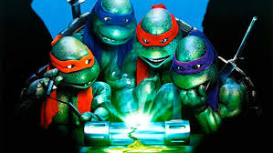 relive the 1990s with the teenage mutant ninja turtles
