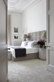 carpet for bedrooms elegant cream and grey styled bedroom carpet by bowloom ltd
