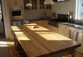 Kitchen Island Wood Countertop Brooks Custom Brooks Custom Hand Crafted Countertops And Bar Tops