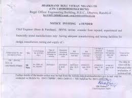 official website jharkhand urja vikash nigam ltd