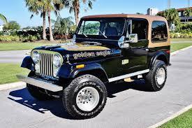 jeep cj golden eagle 1979 jeep cj 7 golden eagle j129 kissimmee 2018