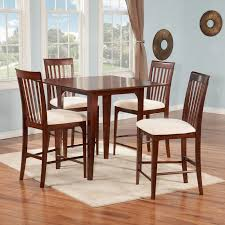 Dining Room Furniture Montreal Atlantic Furniture Montreal 5 Piece Counter Height Pub Table Set