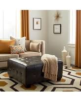 great deals on tufted ottomans