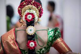 flower decoration for hair indian bridal hair decoration with flowers best hairstyles 2017