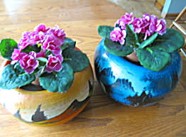 vintage mexican pottery planters for sale at more than mccoy on