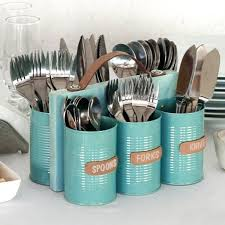 Silverware Caddy For Buffet by 15 Wonderful Diy Ideas To Upgrade The Kitchen 4 Cutlery Holder