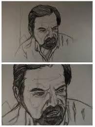 author and illustrator maurice sendak with a self portrait