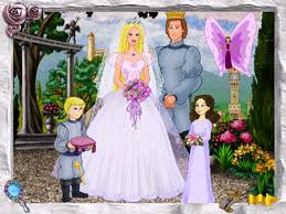 review barbie princess bride computer game gaming pathology