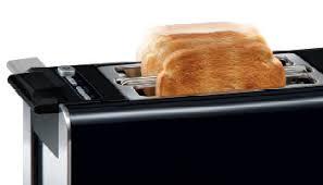 Currys Sandwich Toaster Buy Bosch Styline Tat8613gb 2 Slice Toaster Black Free