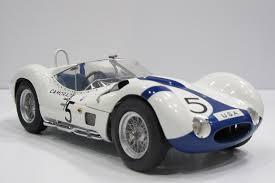 sold model car 1 x maserati tipo 61 birdcage 1960 1 18 scale