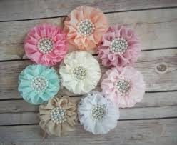 flower girl hair accessories flower hair clip hair clip flower hair accessories