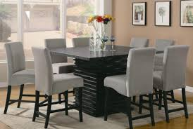 dining room table with lazy susan bar furniture winning round bar height table and chairs dining