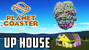 house planet up house in planet coaster youtube