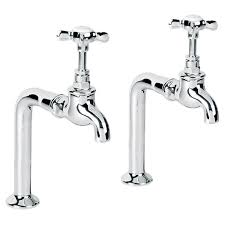 kitchen faucets uk lb1590 lefroy classic kitchen bibcock and pillar tap 1 pair