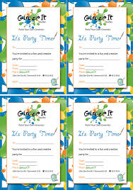 wonderful kid birthday party invitations theruntime com