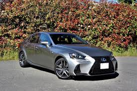 lexus sport car 2017 lexus is 350 awd f sport road test carcostcanada