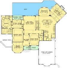 house plan with two master suites two master suites 15632ge architectural designs house plans