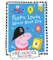 Peppa Pig 2017 Book 1 Books For World Book Day 2017