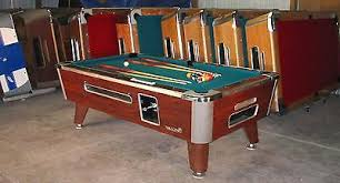 Valley Pool Table For Sale Five Valley Cougar Commercial 7 U0027 Coin Op Bar Size Pool Table