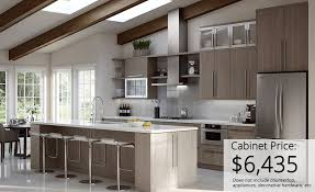 Stock Kitchen Cabinets Home Depot Kitchen Cabinet Edgeley Driftwood Home Depot Kitchen Cabinets