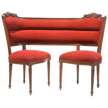 Tete A Tete Garden Furniture by Unique Victorian Style Tete A Tete Settee Courting Bench At