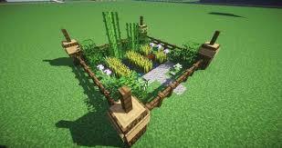 Minecraft Garden Ideas Java Edition Serenity Minecraft Garden Designs Creative Mode Java