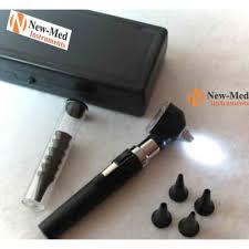fiber optic led otoscope set