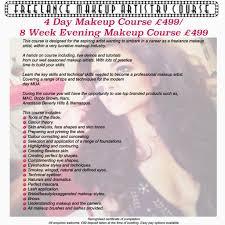 professional makeup courses courses manchester makeup academy
