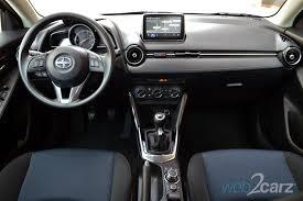 Scion Interior First Drive 2016 Scion Ia Web2carz