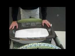 Graco Pack And Play With Changing Table How To Assemble Graco S New Pack N Play Playard With Reversible